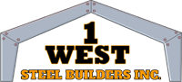 image of 1 West Sign logo.